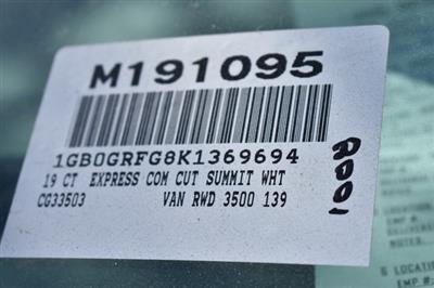 2019 Chevrolet Express 3500 4x2, Supreme Spartan Service Utility Van Plumber #M191095 - photo 4