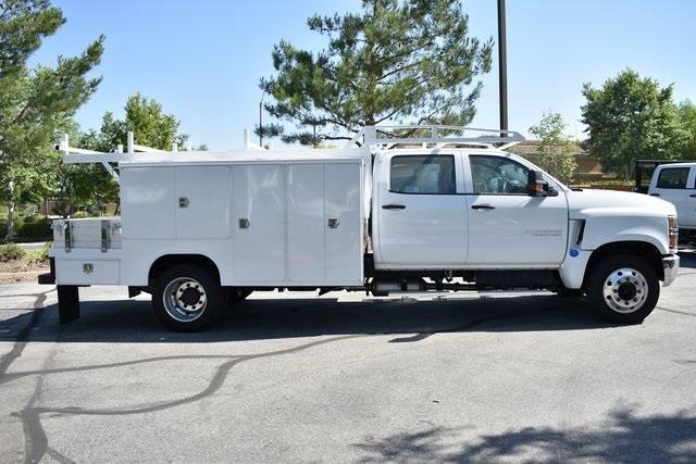 2019 Chevrolet Silverado 5500 Crew Cab DRW 4x2, Harbor ComboMaster Combo Body #M191102 - photo 6