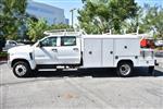 2019 Chevrolet Silverado 5500 Crew Cab DRW 4x2, Harbor ComboMaster Combo Body #M191102 - photo 3