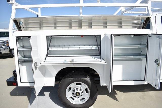 2019 Chevrolet Silverado 2500 Double Cab 4x2, Harbor TradeMaster Utility #M191103 - photo 10