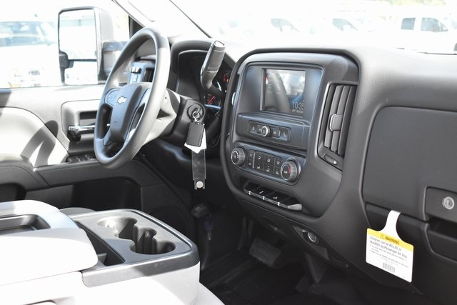 2019 Chevrolet Silverado 2500 Double Cab 4x2, Harbor TradeMaster Utility #M191103 - photo 15