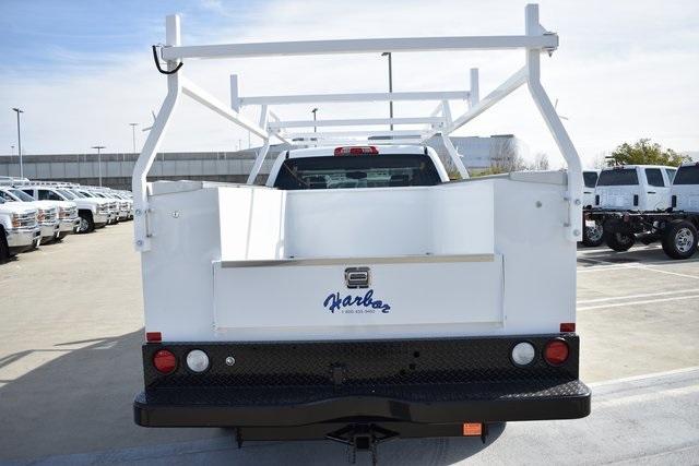 2019 Chevrolet Silverado 2500 Double Cab 4x2, Harbor TradeMaster Utility #M191103 - photo 8