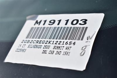 2019 Chevrolet Silverado 2500 Double Cab 4x2, Harbor TradeMaster Utility #M191103 - photo 3