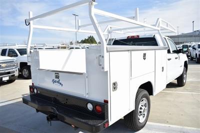 2019 Chevrolet Silverado 2500 Double Cab 4x2, Harbor TradeMaster Utility #M191103 - photo 2