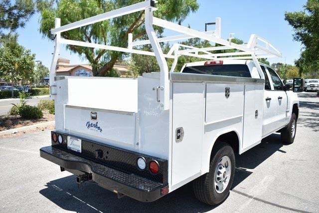 2019 Silverado 2500 Double Cab 4x2, Royal Utility #M191114 - photo 7