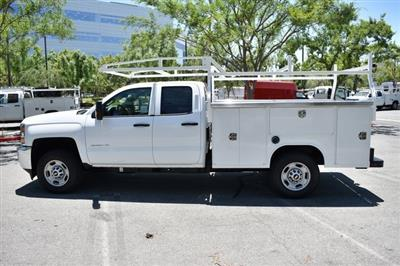 2019 Silverado 2500 Double Cab 4x2, Royal Utility #M191114 - photo 5