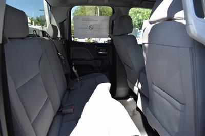 2019 Silverado 2500 Double Cab 4x2, Royal Service Body Utility #M191117 - photo 15