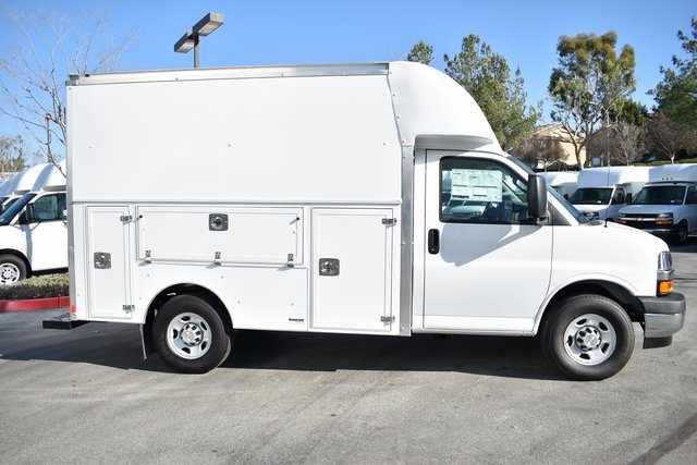 2019 Chevrolet Express 3500 4x2, Supreme Spartan Service Utility Van Plumber #M191118 - photo 6