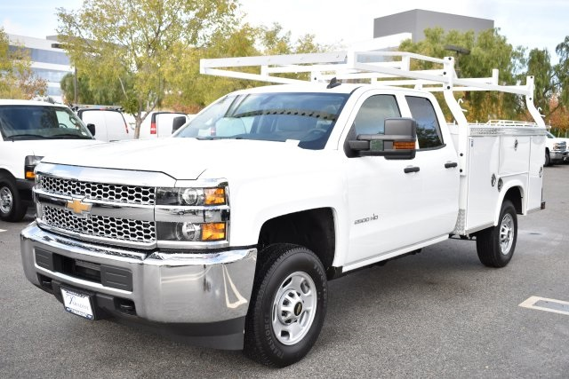 2019 Silverado 2500 Double Cab 4x2,  Royal Utility #M19112 - photo 5