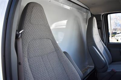 2019 Chevrolet Express 4500 4x2, Morgan Parcel Aluminum Straight Box #M191126 - photo 10