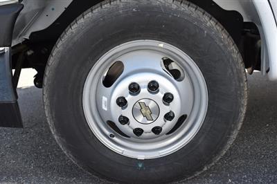 2019 Chevrolet Express 4500 4x2, Morgan Parcel Aluminum Straight Box #M191126 - photo 16