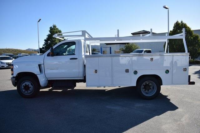 2019 Chevrolet Silverado 4500 Regular Cab DRW 4x2, Harbor TradeMaster Utility #M191129 - photo 4