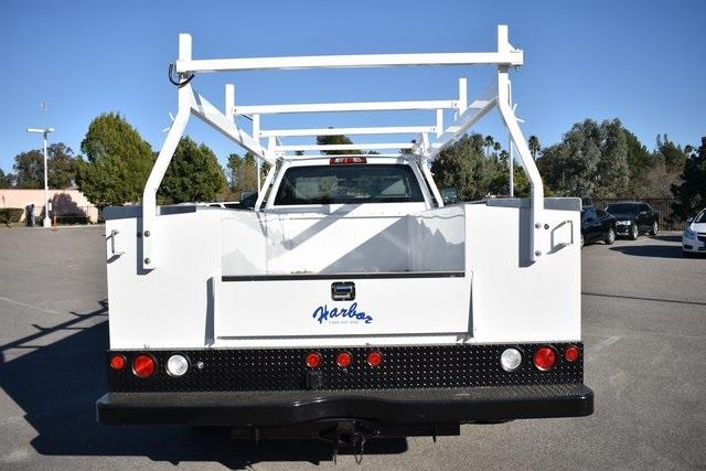 2019 Chevrolet Silverado 4500 Regular Cab DRW 4x2, Harbor TradeMaster Utility #M191129 - photo 6