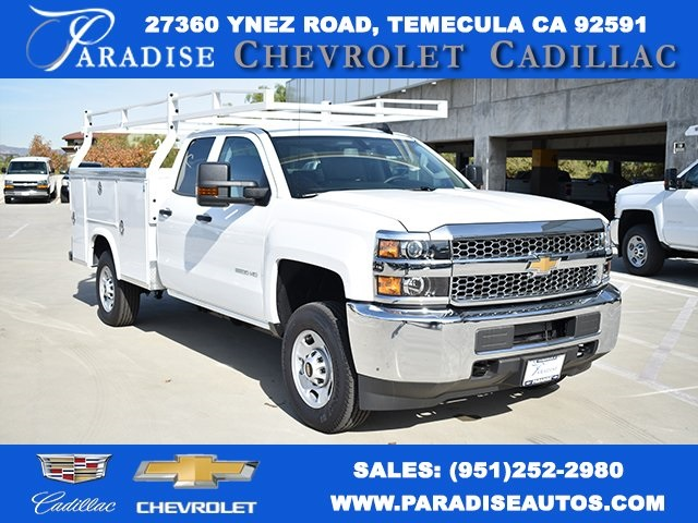 2019 Chevrolet Silverado 2500 Double Cab 4x2, Royal Utility #M191137 - photo 1