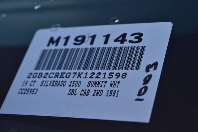 2019 Silverado 2500 Double Cab 4x2, Royal Service Body Utility #M191143 - photo 3