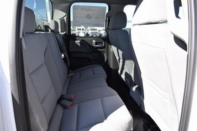 2019 Silverado 2500 Double Cab 4x2, Royal Service Body Utility #M191143 - photo 20
