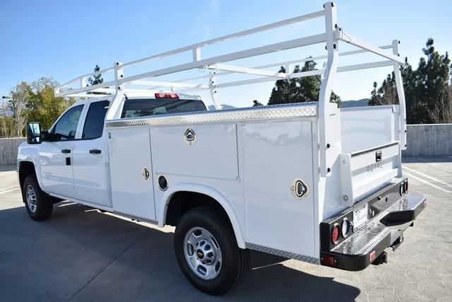 2019 Silverado 2500 Double Cab 4x2, Royal Service Body Utility #M191144 - photo 7
