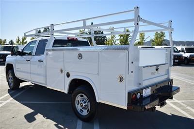 2019 Silverado 2500 Double Cab 4x2, Royal Service Body Utility #M191150 - photo 8