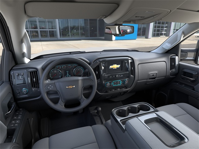 2019 Silverado 2500 Double Cab 4x4, Pickup #M191151 - photo 10