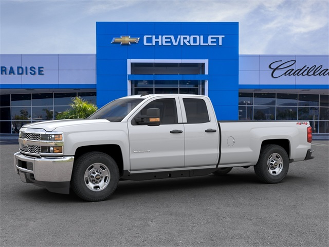 2019 Silverado 2500 Double Cab 4x4, Pickup #M191151 - photo 3