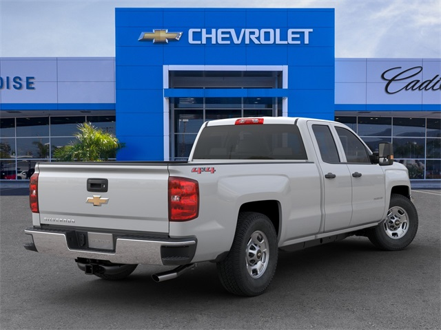 2019 Silverado 2500 Double Cab 4x4, Pickup #M191151 - photo 2