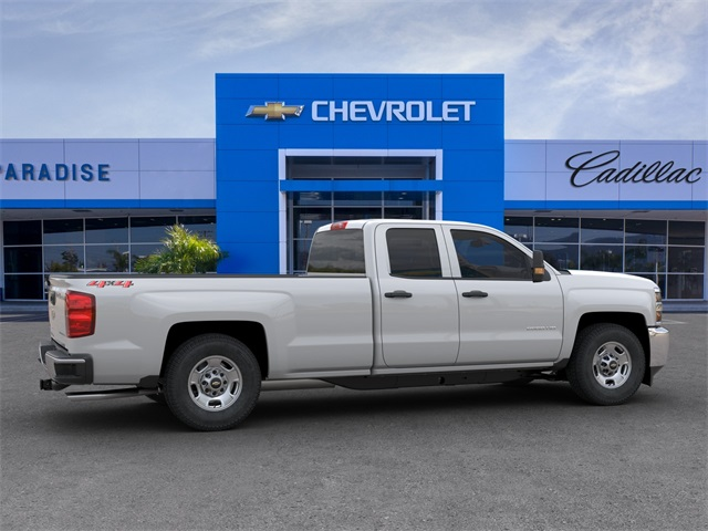 2019 Silverado 2500 Double Cab 4x4, Pickup #M191151 - photo 5