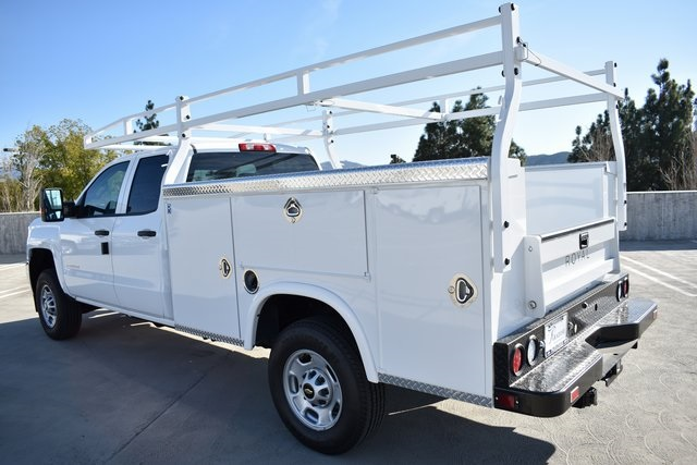 2019 Silverado 2500 Double Cab 4x2, Royal Service Body Utility #M191152 - photo 6