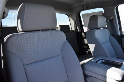 2019 Silverado 2500 Double Cab 4x2, Royal Service Body Utility #M191152 - photo 16