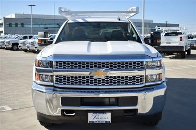 2019 Silverado 2500 Double Cab 4x2, Royal Service Body Utility #M191152 - photo 3