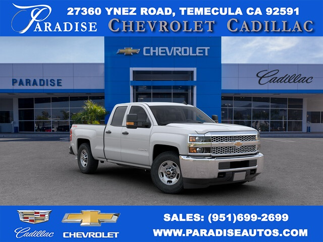 2019 Silverado 2500 Double Cab 4x4,  Pickup #M191153 - photo 1