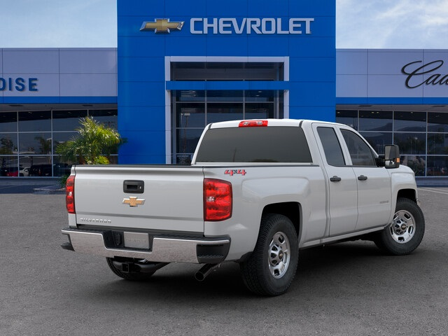 2019 Silverado 2500 Double Cab 4x4,  Pickup #M191153 - photo 2