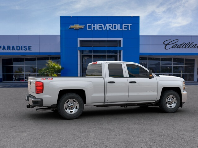2019 Silverado 2500 Double Cab 4x4,  Pickup #M191153 - photo 5