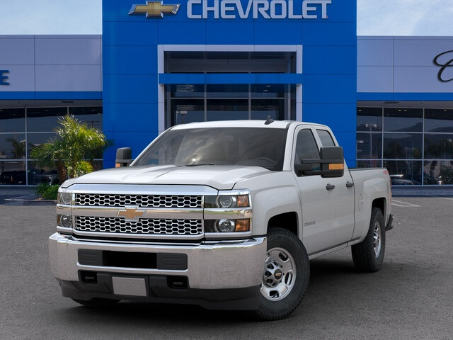 2019 Silverado 2500 Double Cab 4x4,  Pickup #M191153 - photo 6