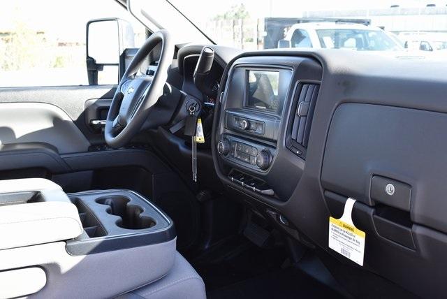 2019 Silverado 2500 Double Cab 4x2,  Royal Service Body Utility #M19116 - photo 20