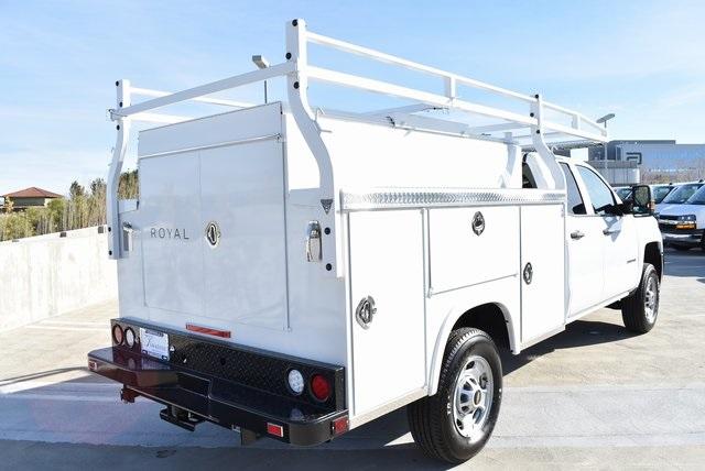 2019 Silverado 2500 Double Cab 4x2,  Royal Utility #M19116 - photo 1