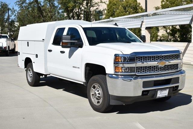 2019 Silverado 2500 Double Cab 4x2, Knapheide Utility #M191162 - photo 1