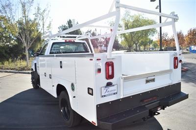 2019 Chevrolet Silverado 4500 Regular Cab DRW 4x2, Knapheide Steel Service Body Utility #M191163 - photo 5