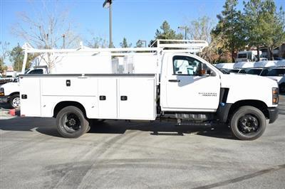 2019 Chevrolet Silverado 4500 Regular Cab DRW 4x2, Knapheide Steel Service Body Utility #M191163 - photo 7
