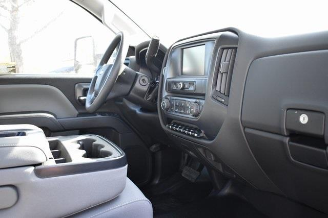 2019 Chevrolet Silverado 4500 Regular Cab DRW 4x2, Knapheide Steel Service Body Utility #M191164 - photo 14