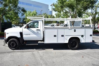 2019 Chevrolet Silverado 4500 Regular Cab DRW 4x2, Knapheide Steel Service Body Utility #M191164 - photo 4