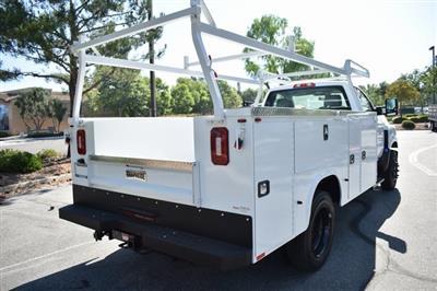 2019 Chevrolet Silverado 4500 Regular Cab DRW 4x2, Knapheide Steel Service Body Utility #M191164 - photo 2