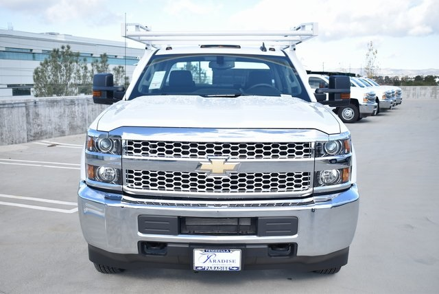2019 Silverado 3500 Crew Cab DRW 4x2,  Royal Utility #M19117 - photo 5
