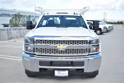 2019 Silverado 3500 Crew Cab DRW 4x2,  Royal Service Body Utility #M19117 - photo 5