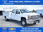 2019 Silverado 3500 Crew Cab DRW 4x2,  Royal Service Body Utility #M19117 - photo 1