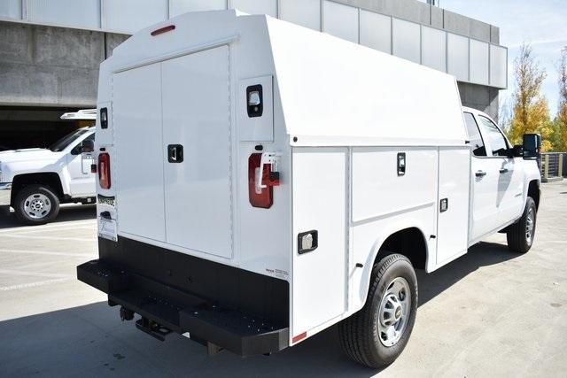 2019 Silverado 2500 Double Cab 4x2, Knapheide Utility #M191172 - photo 1
