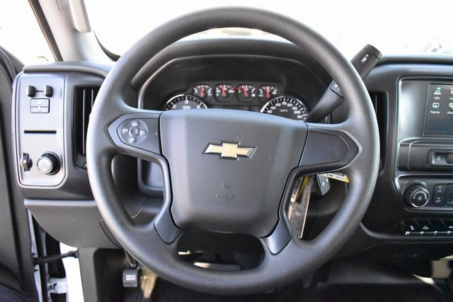 2019 Chevrolet Silverado 2500 Double Cab 4x2, Knapheide Steel Service Body Utility #M191188 - photo 20