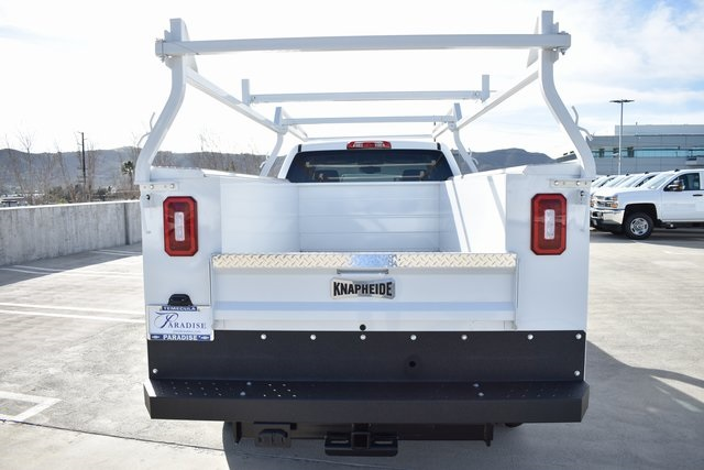 2019 Chevrolet Silverado 2500 Double Cab 4x2, Knapheide Steel Service Body Utility #M191192 - photo 7