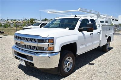 2019 Chevrolet Silverado 2500 Double Cab 4x2, Knapheide Steel Service Body Utility #M191193 - photo 4