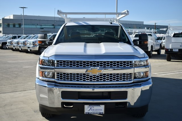 2019 Chevrolet Silverado 2500 Double Cab 4x2, Knapheide Steel Service Body Utility #M191194 - photo 3