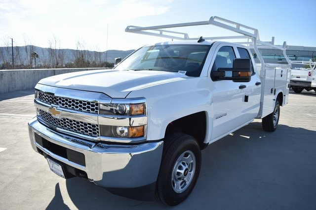 2019 Chevrolet Silverado 2500 Double Cab 4x2, Knapheide Steel Service Body Utility #M191194 - photo 4